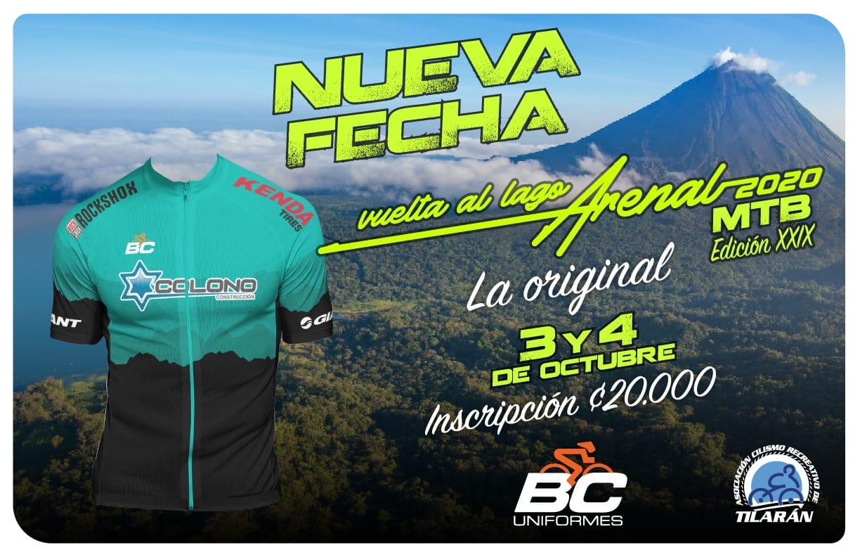 Vuelta al Lago Arenal